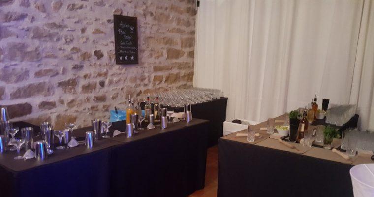 Atelier Mixologie Séminaire Entreprise Mars 2017