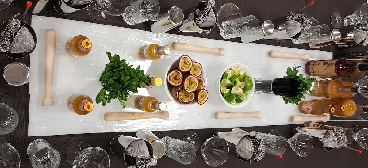 Atelier Cocktail Mojito
