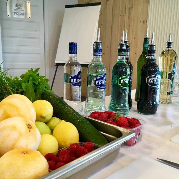 Atelier Création Bacardi Martini Juin 2017 1