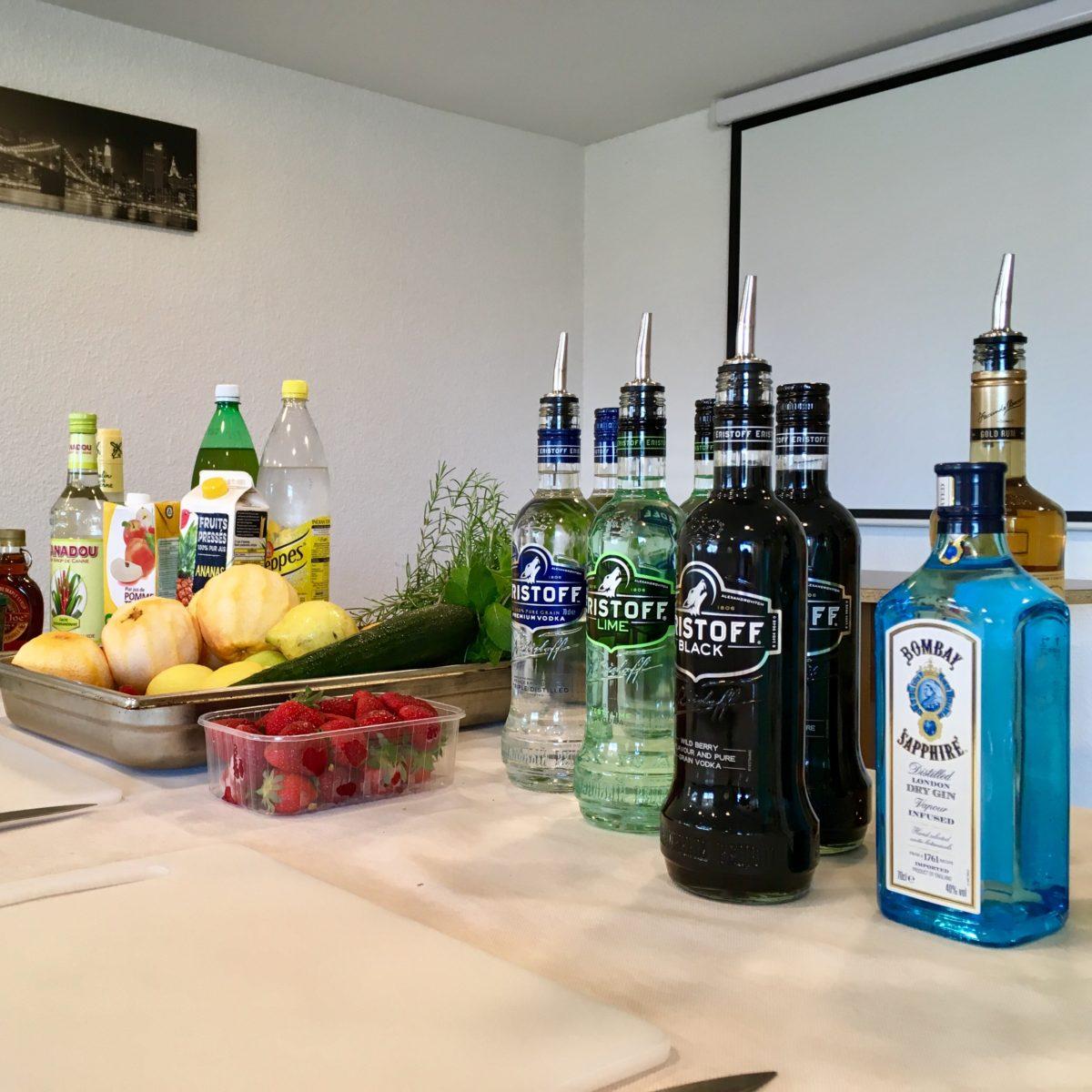 Atelier Création Bacardi Martini Juin 2017 2