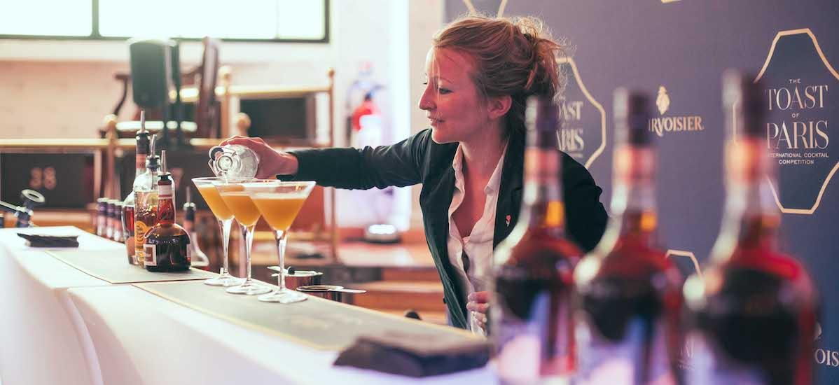 Concours Bartender Courvoisier 2017