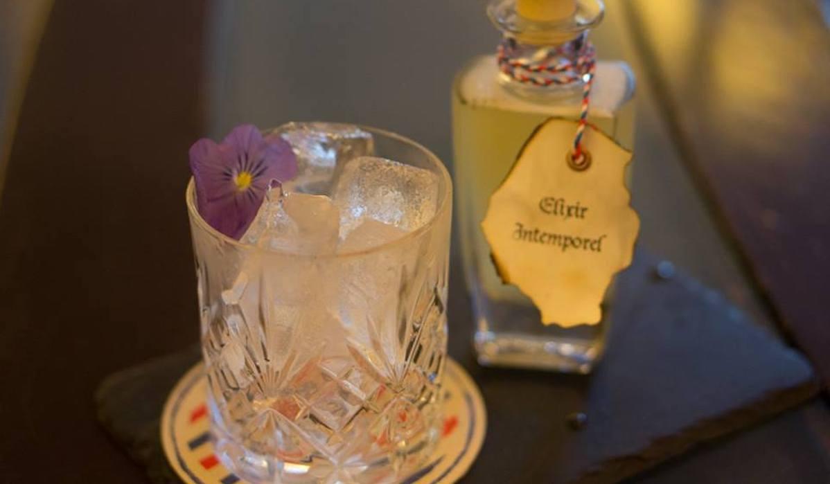 Concours Bartender Trophées du Bar 2016