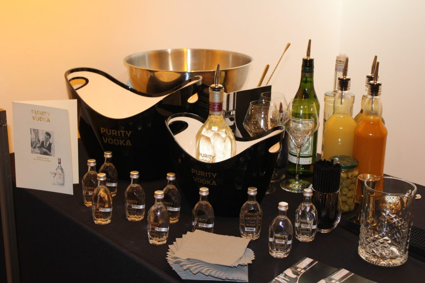 Lancement de produit Purity Vodka 2016