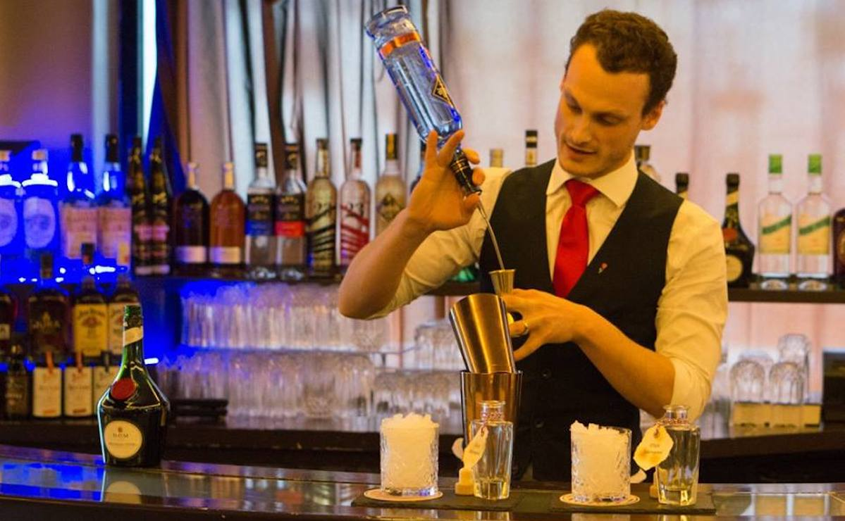 Concours Bartender