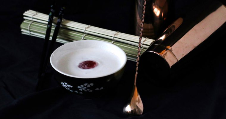 Recette : Washoku Sour