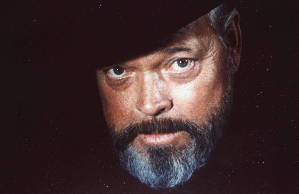 Orson Welles Negroni