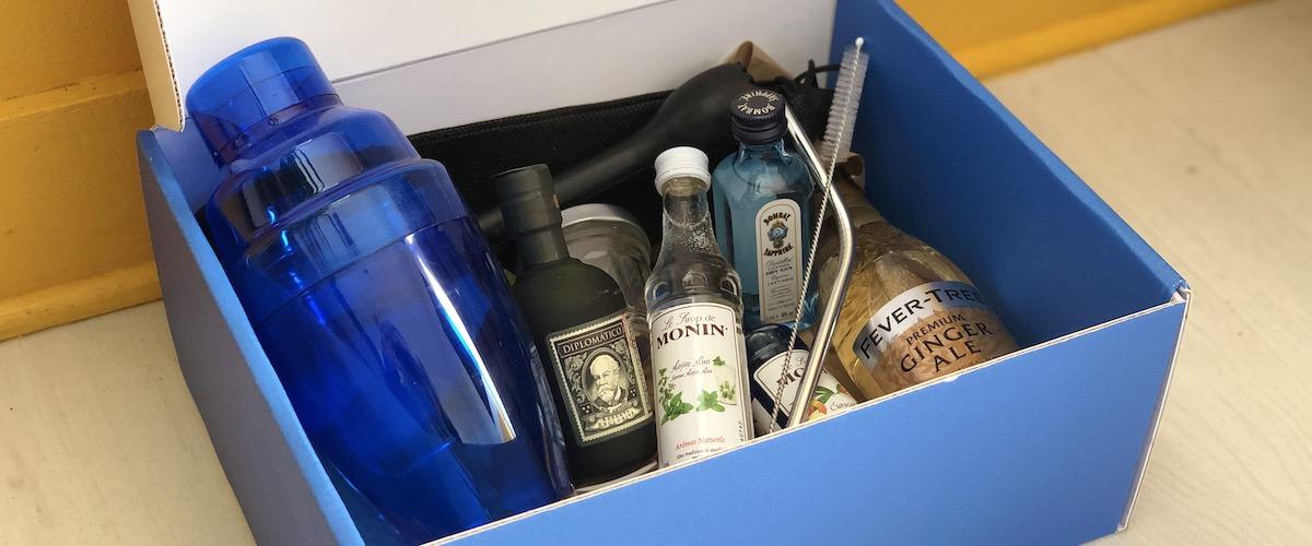 Atelier digital & box cocktail